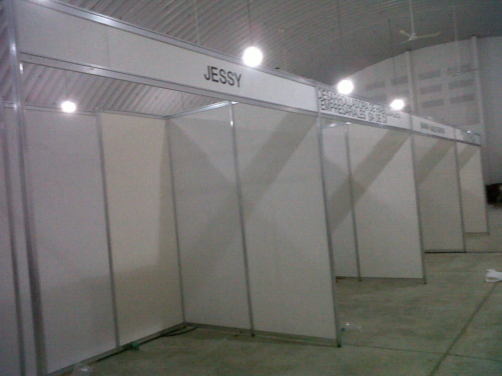 Expo Stands Montajes 2003 : Montaje de stands para expo solo estilistas en cancún