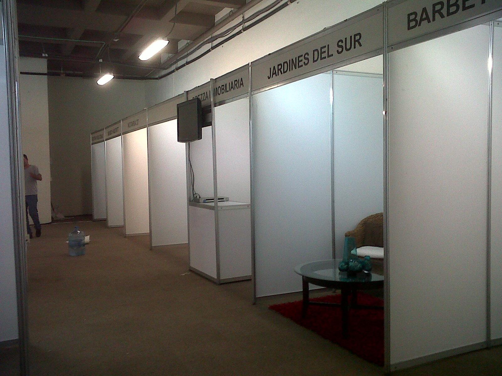 Expo Stands Montajes 2003 : Montaje de stands para expo bienes raices en b cancún