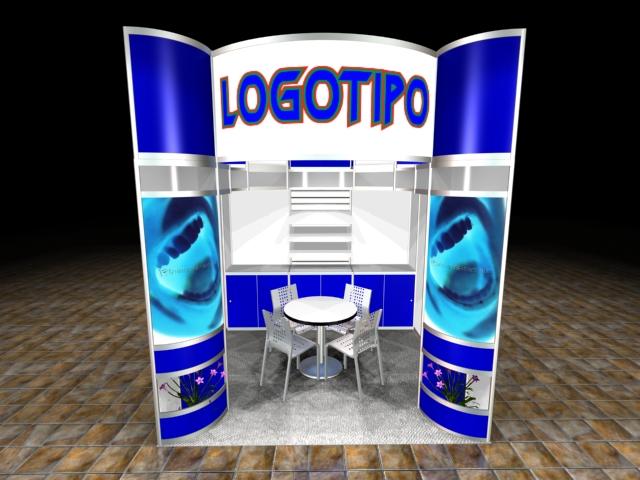 Stands Para Expo Df : Diseño stand para seda pure en expo benavides stands