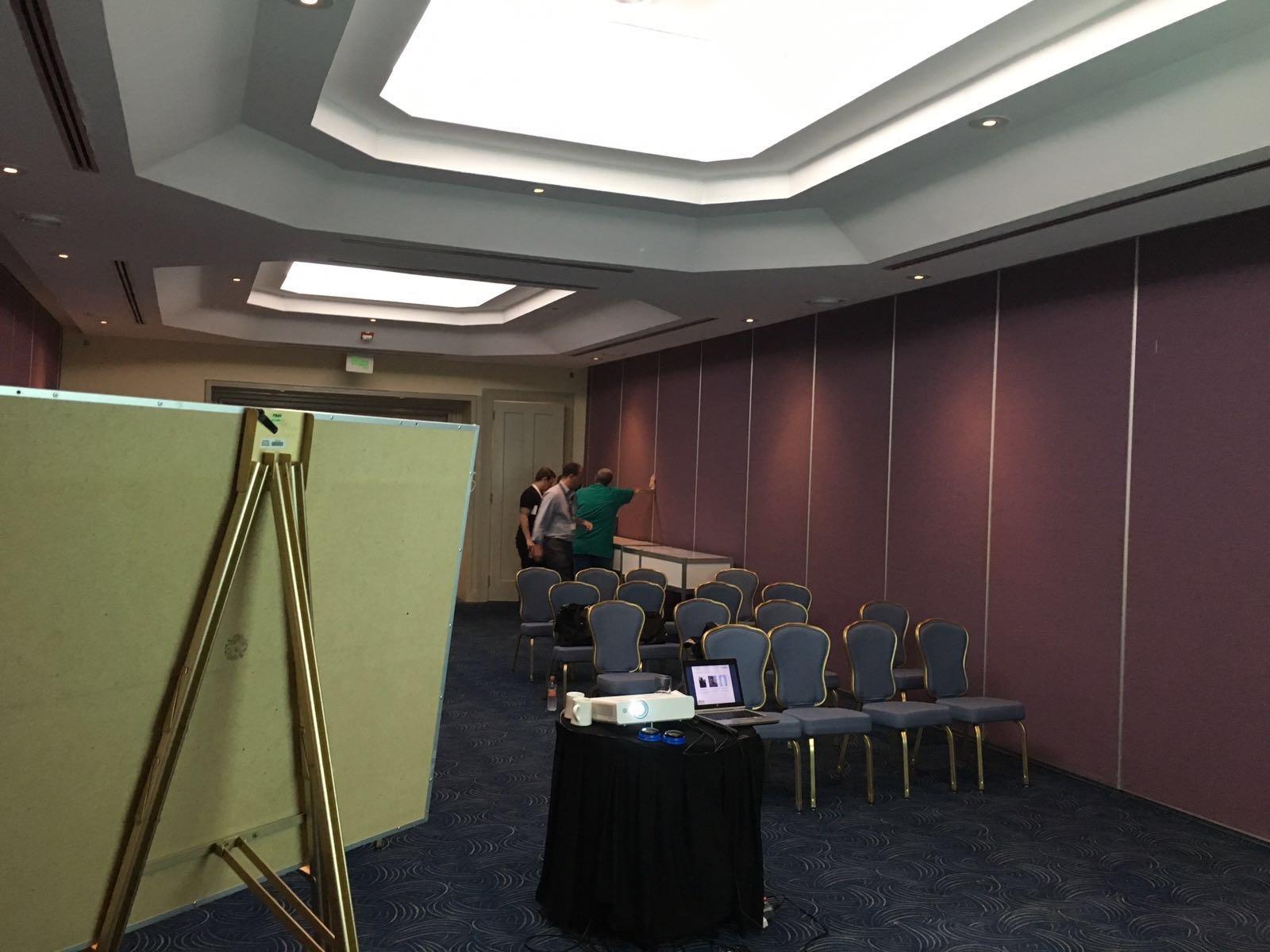 Muebles Congreso Sartorius – Stands en Cancún ( ELSTAND.COM )